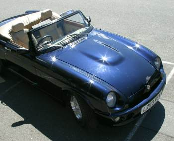 Drafting a classified adverts for an MGV8, V8 Register, MG Car Club